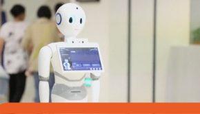 Cina: il primo robot medico