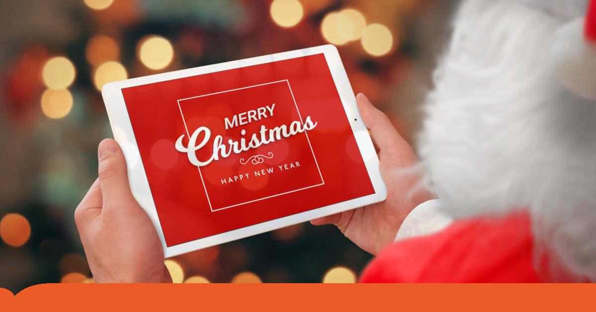 Creare Foto Di Natale.Come Creare Cartoline Personalizzate E Video Di Auguri Di Natale