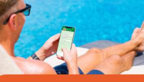 Modalità Vacanza Whatsapp