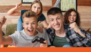 maschi e videogames