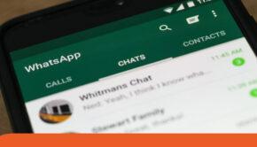 whatsApp nascosto